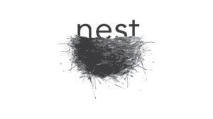 bird nest for sermon in christian church