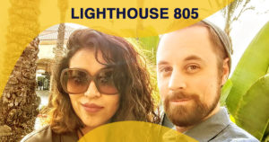 Young pastors in Ventura Church called Lighthouse 805